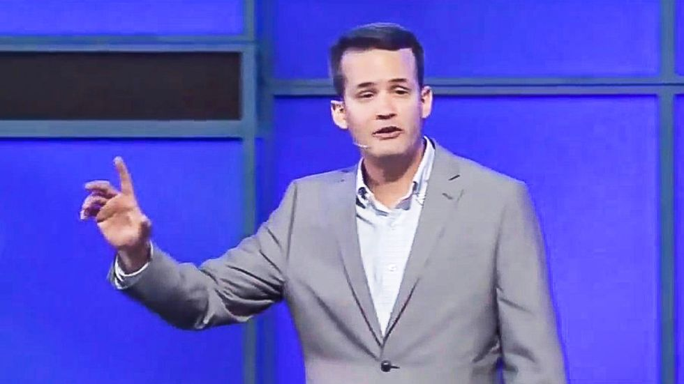 Arkansas pastor: If a woman thinks 'she has the right over her own body... no, that's not true'