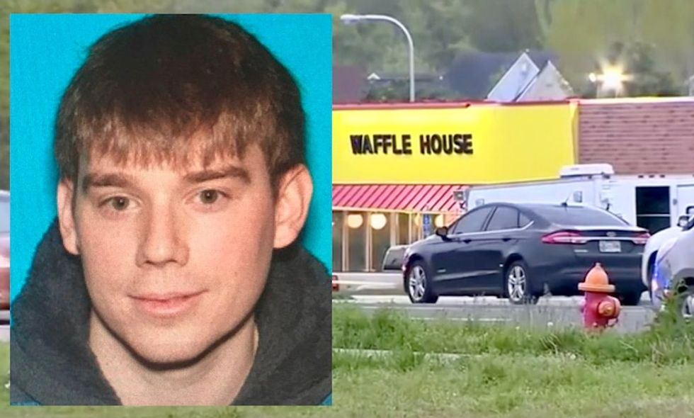 Waffle House shooter was part of rightwing extremist movement: report
