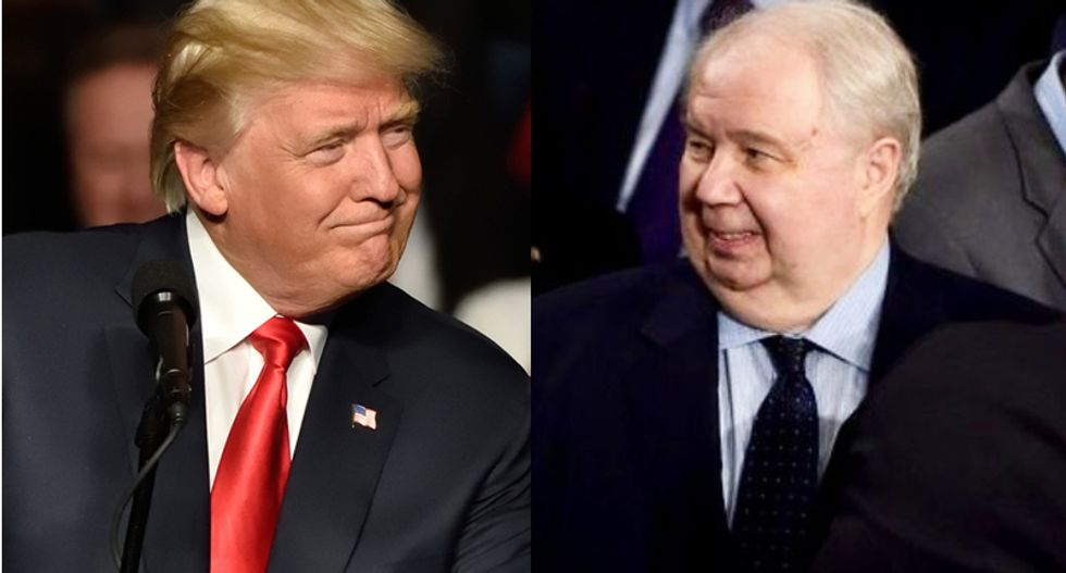 Russian ambassador in Trump national security scandal could become UN's new anti-terror chief
