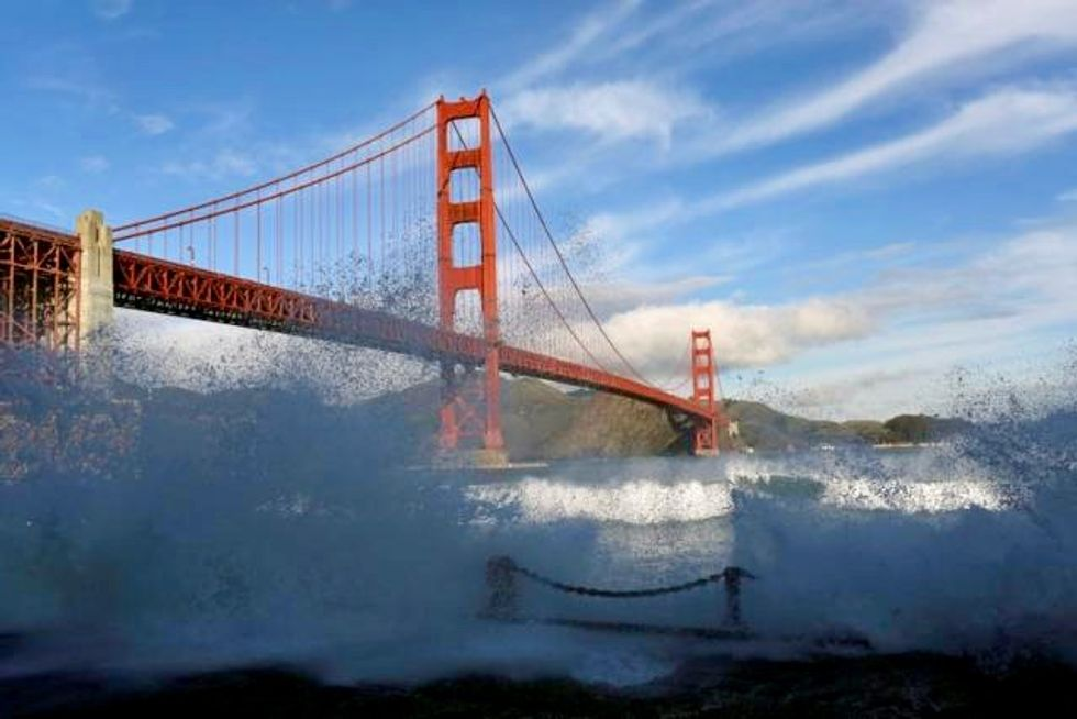 California risks severe 'whiplash' from drought to flood: scientists
