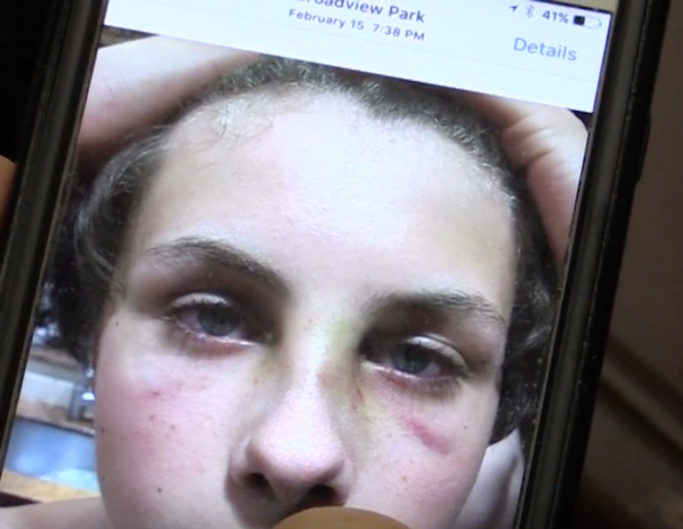 Florida officer caught on video slugging teen in the face -- and he will not face any charges