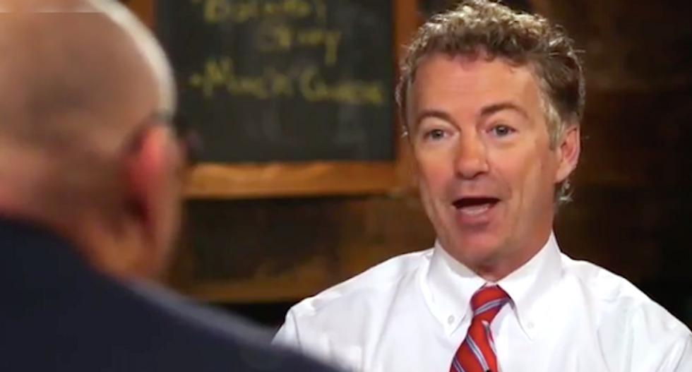 Rand Paul goes berserk on resolution protecting US elections from Russia: 'Crazy hatred of the president'