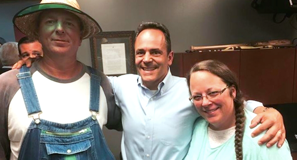 Kentucky-fried Christianity: GOP governor Matt Bevin wants to pray away violence in Louisville