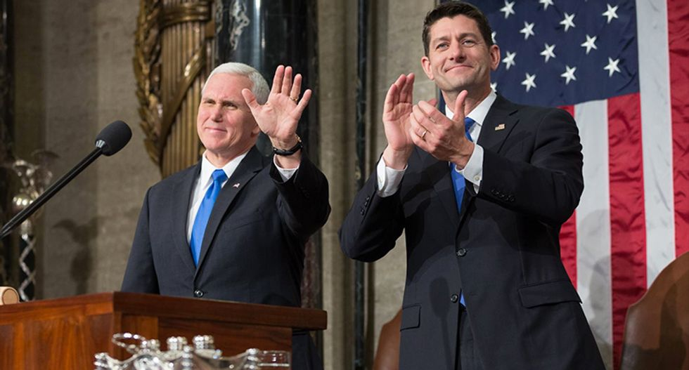 Republicans plan massive beer bash as they take healthcare away from women, the disabled and the poor