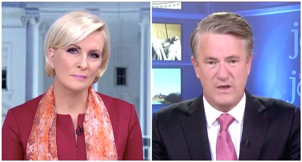 MSNBC's Joe and Mika bust Trump for bungling another Cabinet pick: 'They're not looking for quality'