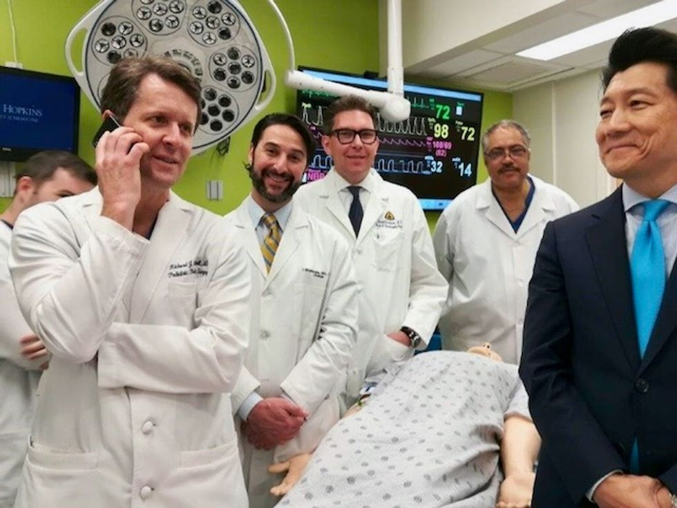 World's first penis, scrotum transplant done in US