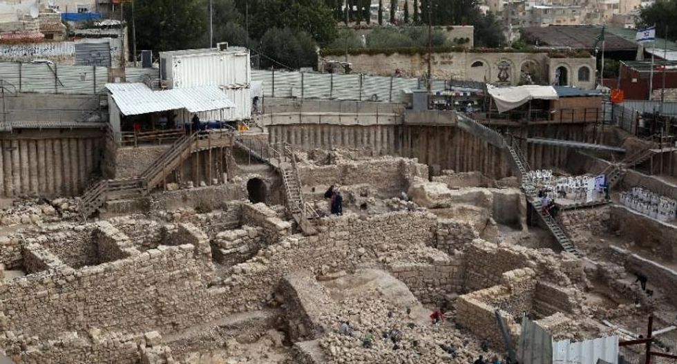 Archaeological mystery solved? Ancient Greek citadel known as the Acra uncovered in Jerusalem