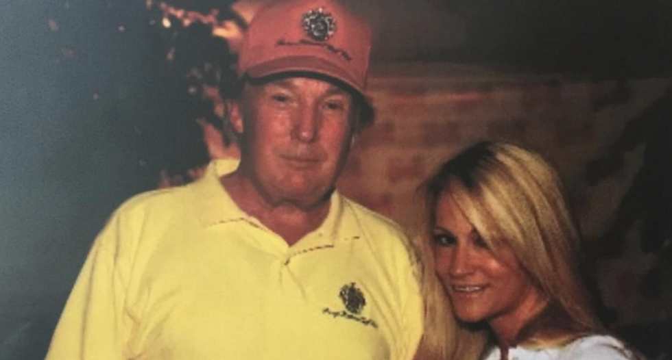 Trump assault accuser Jessica Drake backs up Stormy Daniels' affair claims: 'Women deserve to be believed'