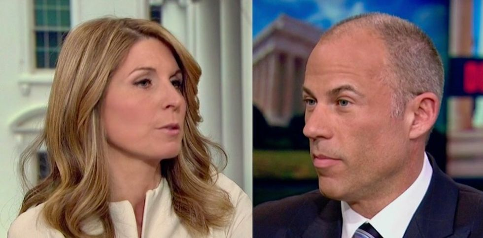 Michael Avenatti sets the stakes for Trump: 'All the tweets in the world aren't going to save him if Cohen flips'