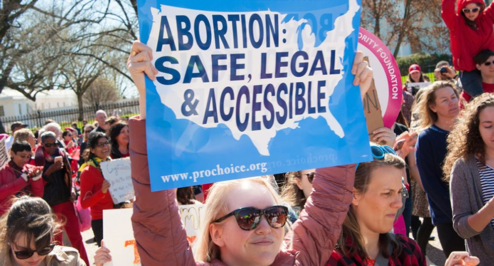 Mississippi moves closer to banning abortions after 15 weeks