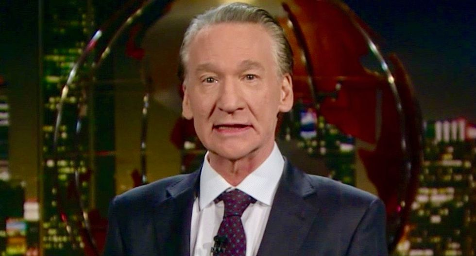 'Make sure he doesn't have a gun': Bill Maher reacts to Trump protester interrupting Real Time on HBO