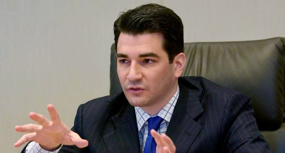 FDA nominee moves to untangle potential conflicts of interest