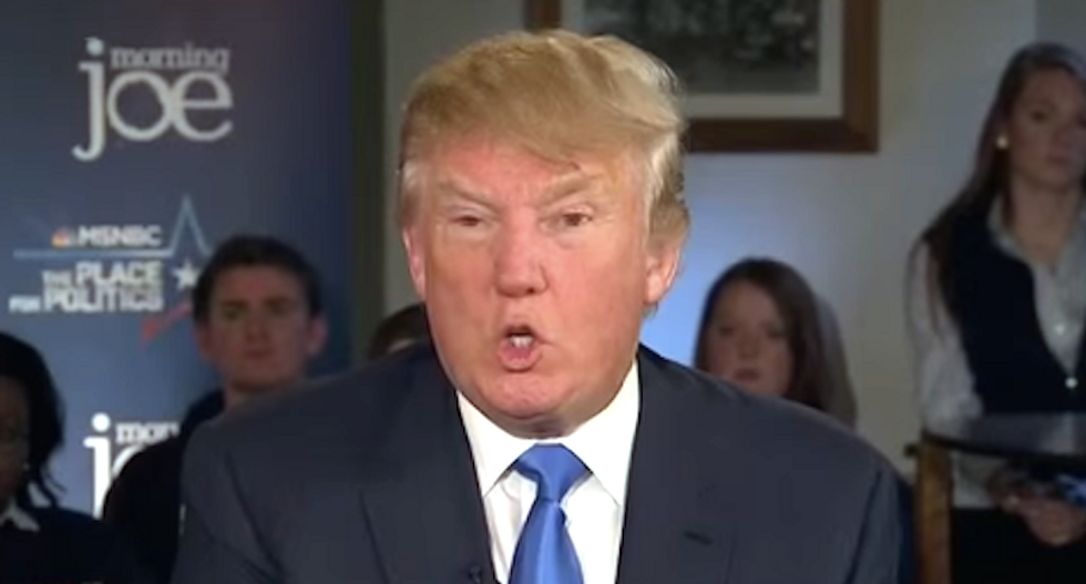 Trump floats immediate end to Muslim immigration until we 'can figure out what is going on'