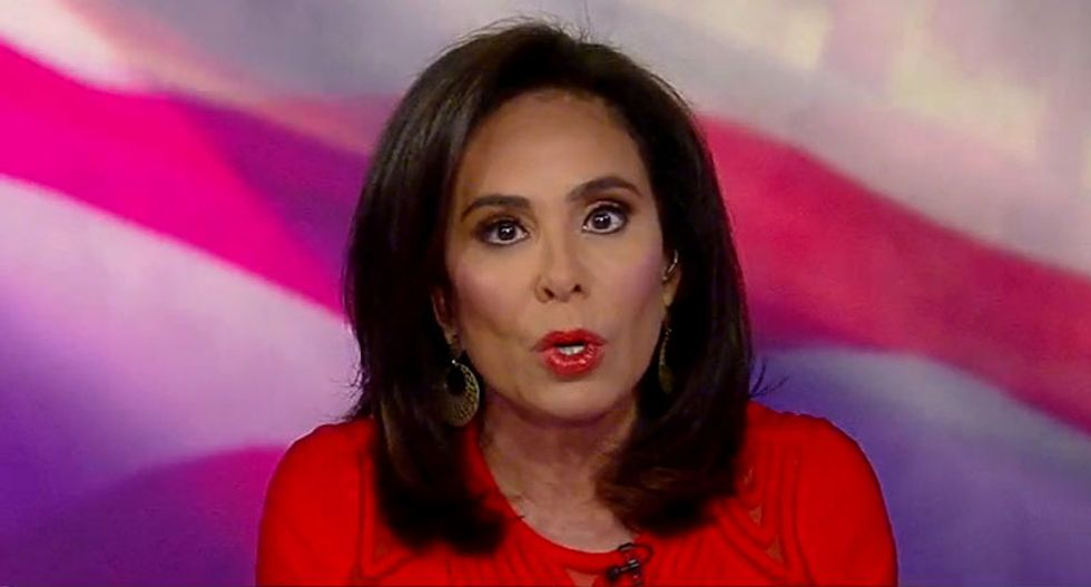 This GOP conspiracy theory about Flynn and the FBI was too crazy even for Fox News' Jeanine Pirro