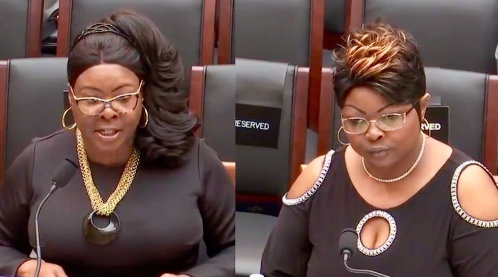 GOP's victimization complex backfires spectacularly as Diamond and Silk testify in Congress