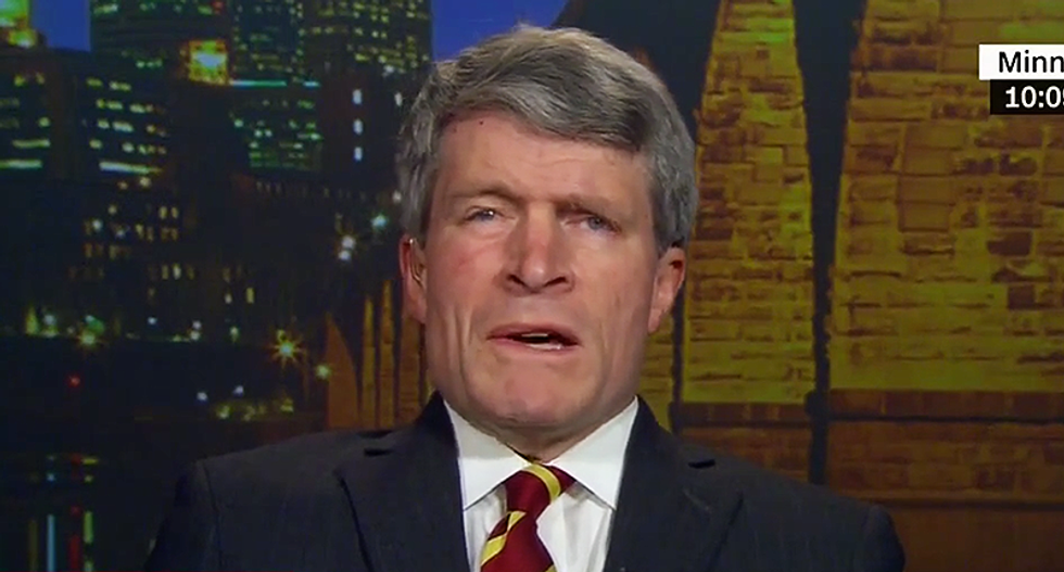 'We don't win elections using Russian spies': Ex-Bush ethics lawyer shreds Trump Jr. for 'treasonous' meeting