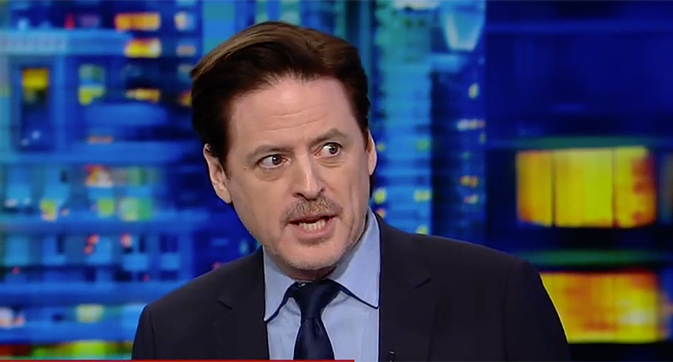 WATCH: John Fugelsang rips Liberty U for inviting 'education fraudster' Trump to give commencement speech