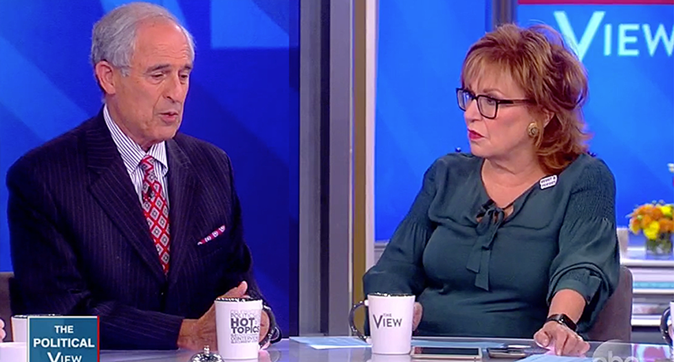 The View's Joy Behar lets Michael Cohen's attorney have it for misleading reporters about Trump Tower meeting