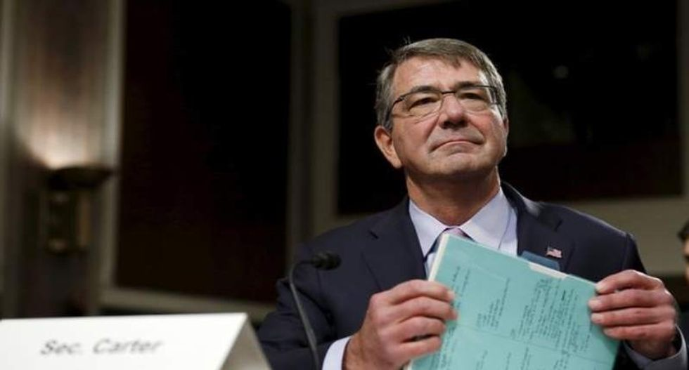 Obama's defense chief doesn't see big changes in Iraq campaign