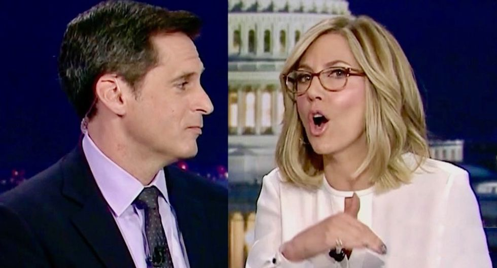 CNN's Alisyn Camerota bashes Sean Hannity for lying about Trump campaign appearance: 'Who does he think he's fooling?'
