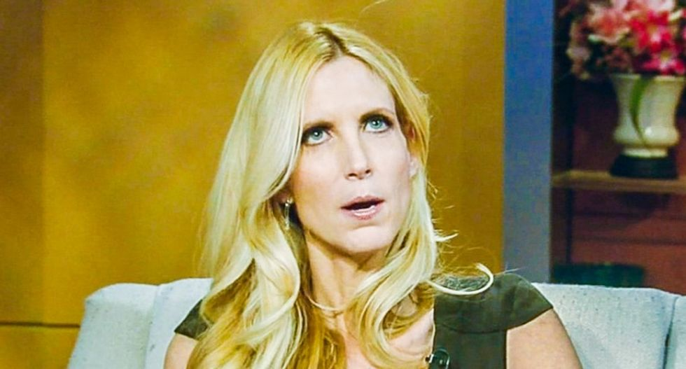 'The only person you'll ever make happy is the Mexican who digs your grave': Comedians rip Coulter