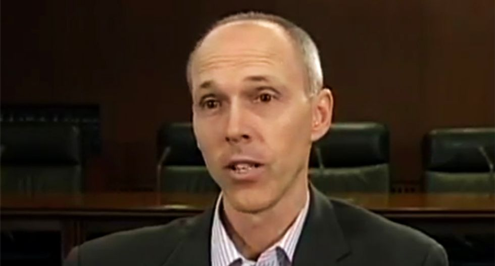 Minnesota GOPer stripped of chairmanship after being accused of 'inappropriate touching' by sex abuse activist