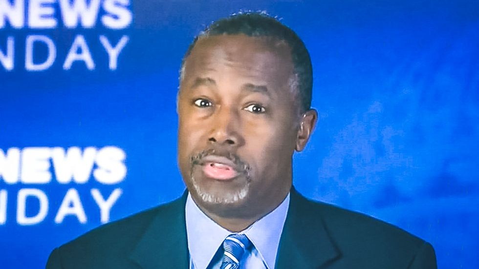 HUD spokesman refuses to say Ben Carson told the truth at congressional testimony