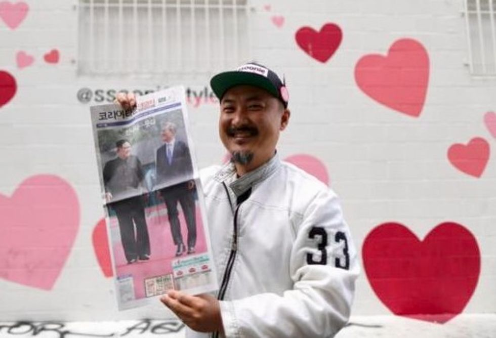 Korean summit stirs mix of hope, skepticism in Los Angeles' K-Town