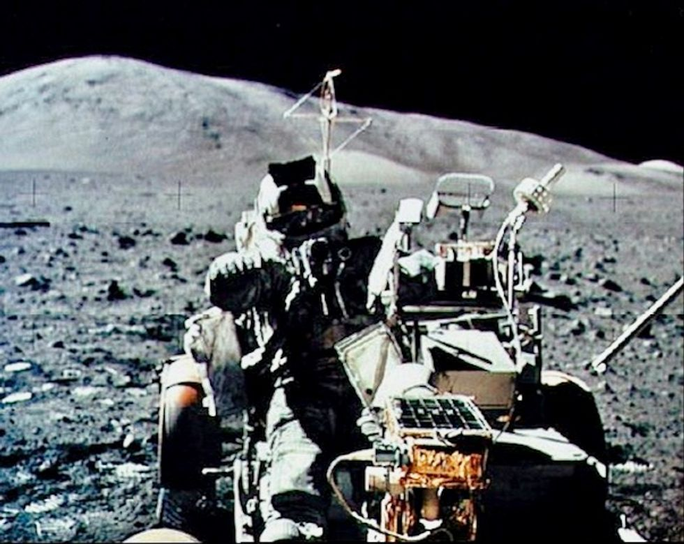 Scientists shocked as NASA eliminated only moon rover
