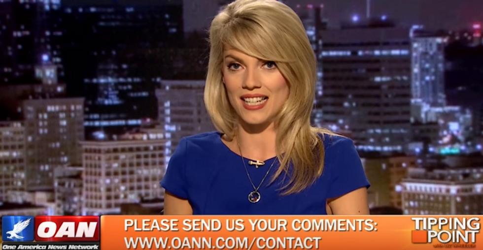 "Conservative host Liz Wheeler trashes women as ""hormonal emotional brats"""