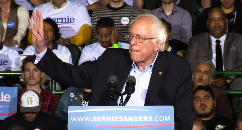 Here are 19 ways Bernie Sanders has stood up for civil and minority rights
