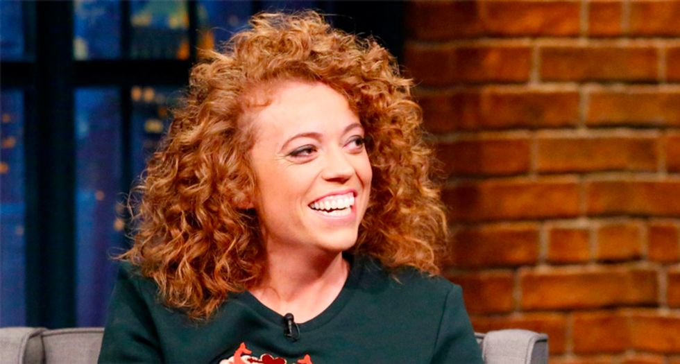 Michelle Wolf snaps back at critics of her scathing White House Correspondents' Dinner comedy routine