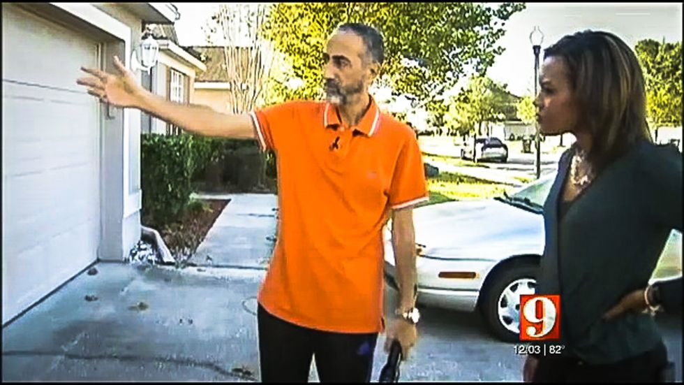 Florida Muslim family terrified after home targeted with gunfire following Paris attacks