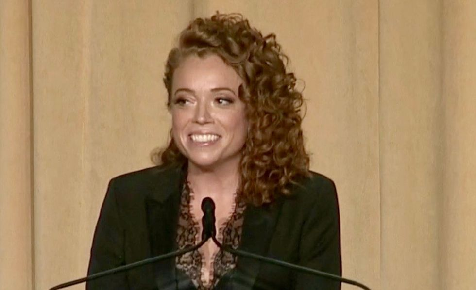 Watch: Full video of Michelle Wolf's savage and hilarious White House  routine