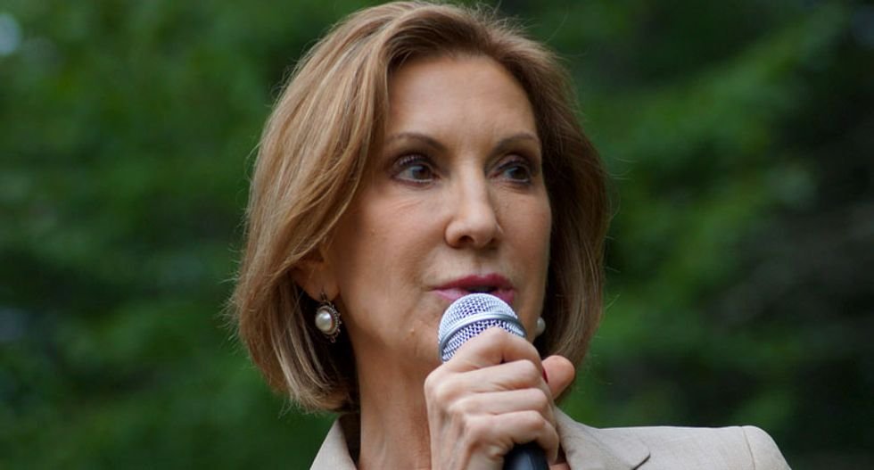 Ted Cruz to pick Carly Fiorina as vice presidential running mate: report