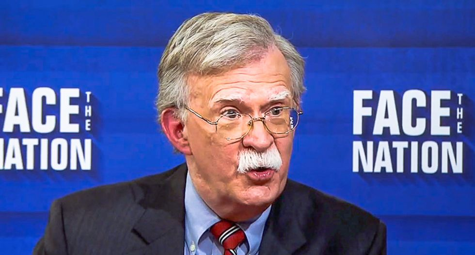John Bolton ripped Rudy Giuliani as a drug dealer and 'hand grenade': report