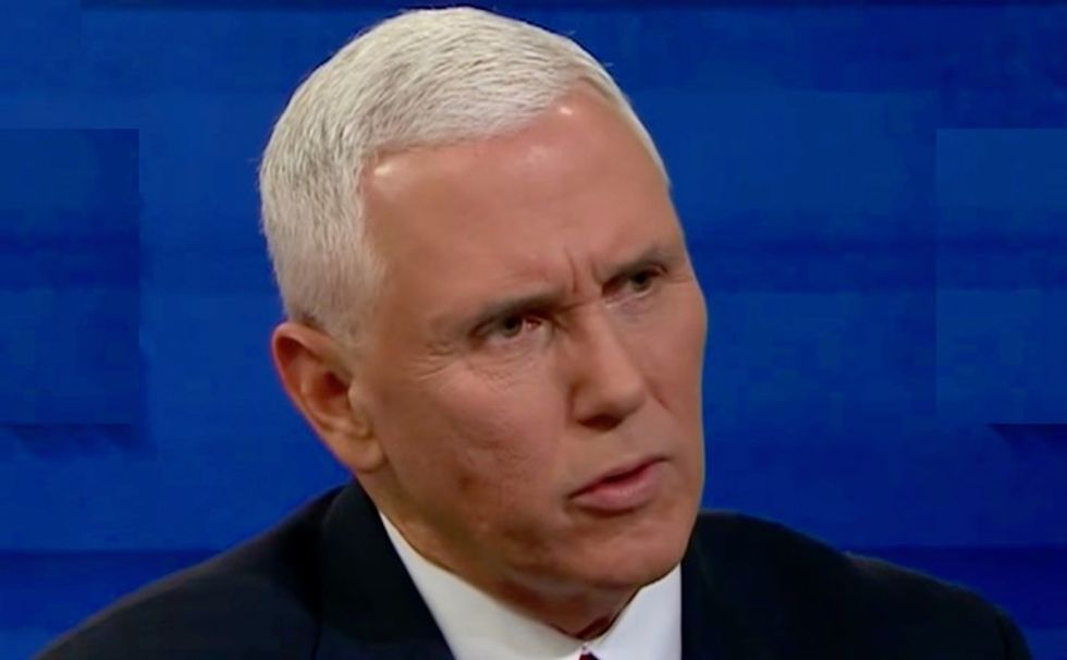 Gun-lovers will be stripped of weapons when Mike Pence speaks to NRA -- Parkland survivors wonder why