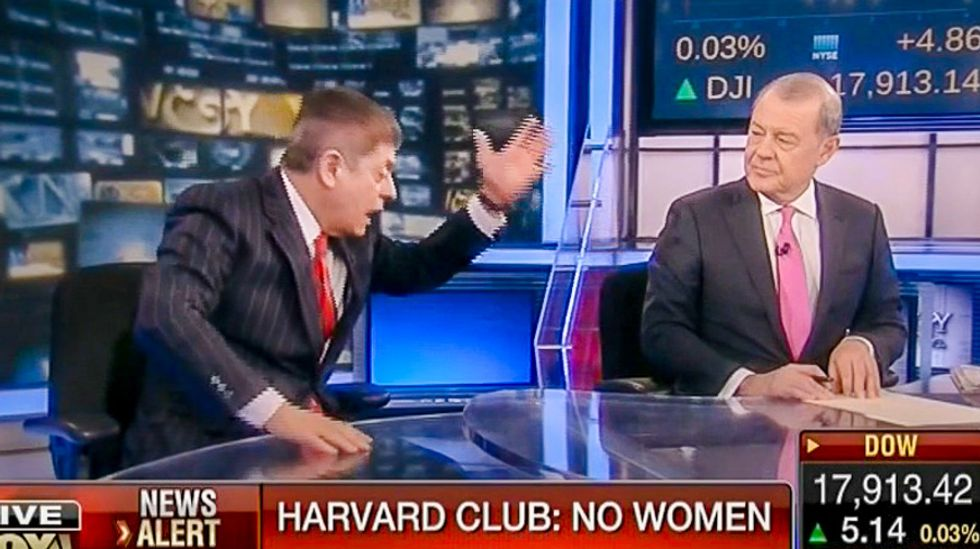 Fox hosts lose it over having to ask permission to touch women: 'Yes means yes' is 'insane'