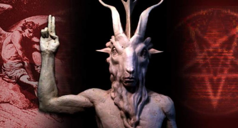 Satanic Temple finds home at site of former Massachusetts witch trials