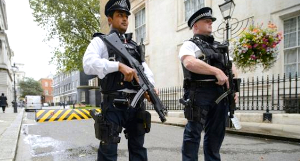 British police still shun guns despite Paris attacks: 'We are an unarmed force -- we're proud of that'