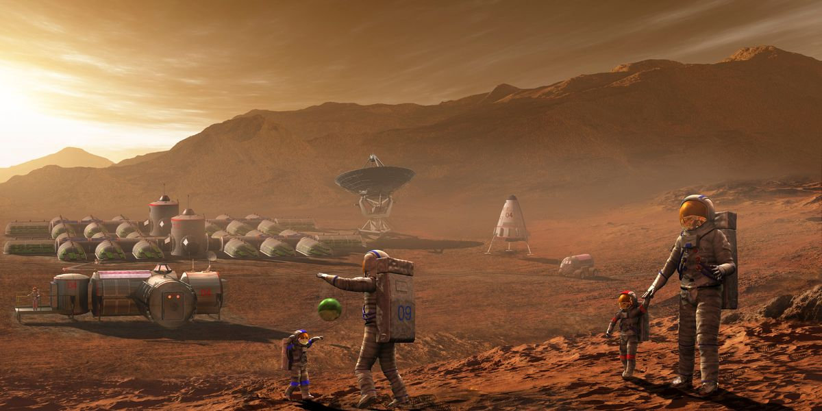 America has sent five rovers to Mars -- when will humans follow?