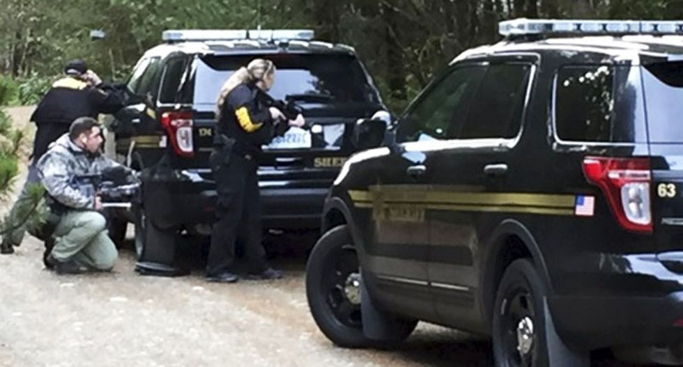 Washington state authorities trying to piece together details of shooting that left 5 dead including gunman