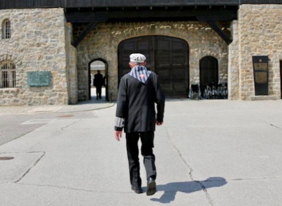 Nazi camp survivors, Austrian far-right party clash over memorial service