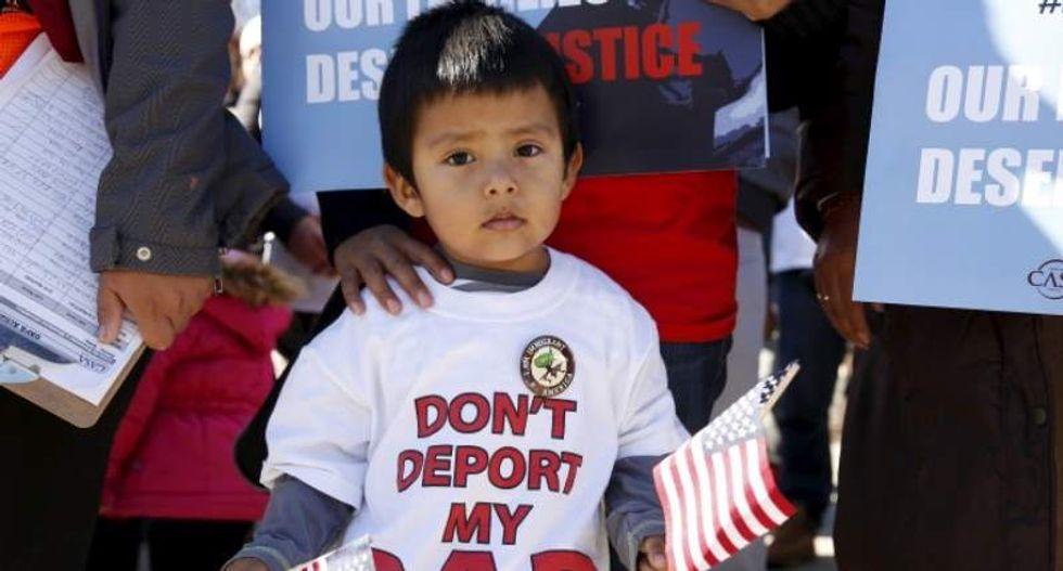 Anti-immigrant vitriol kicks off anxiety in children of immigrants