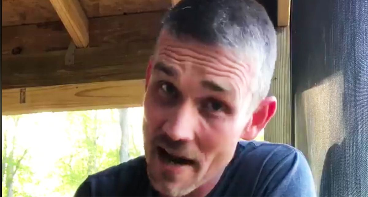 Infamous anti-vax pastor throws tantrum after Twitter ban -- and claims he was kicked off for 'gospel bombs'