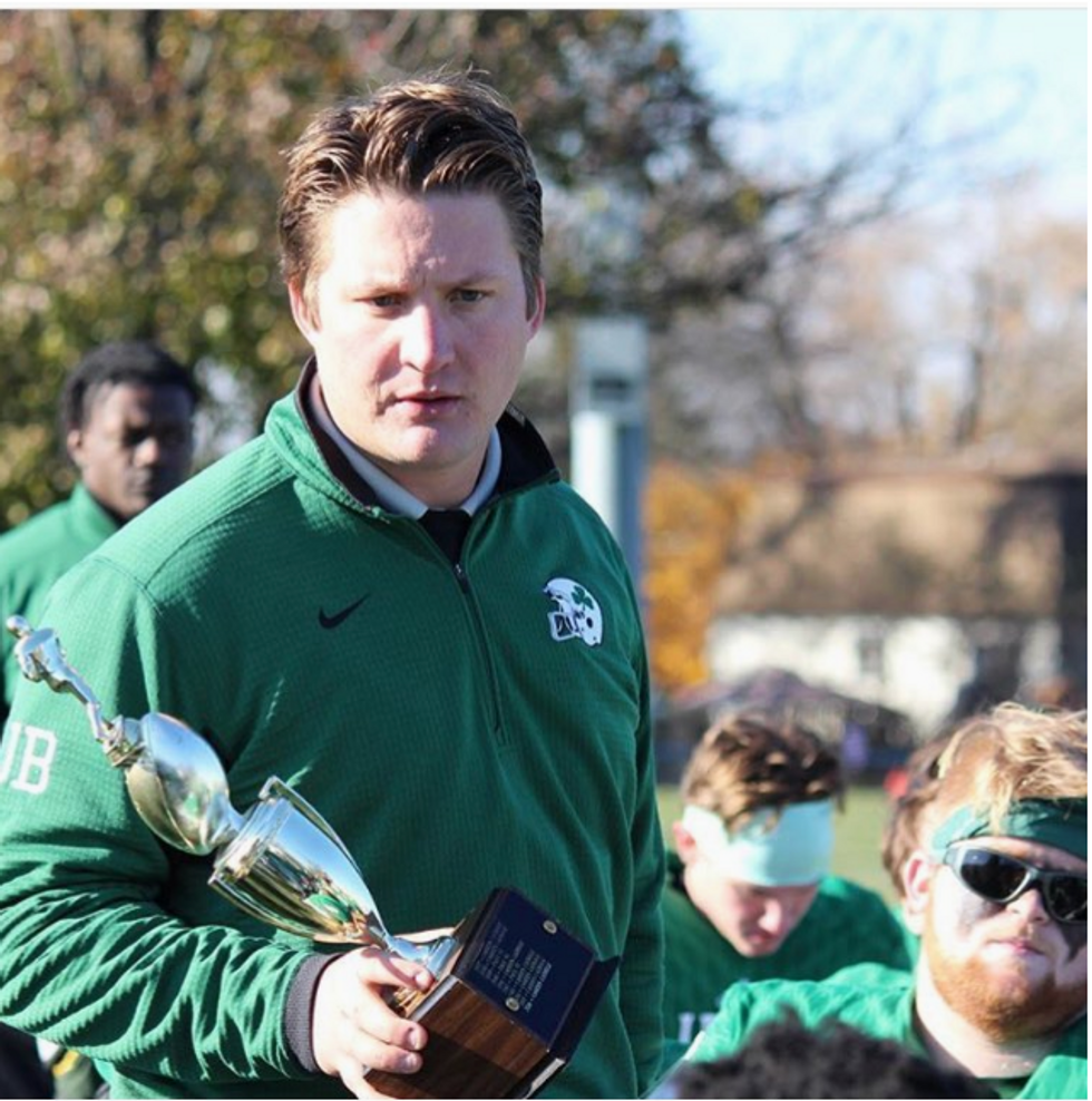 Catholic high school football coach forced to resign after bringing too many black players to his team