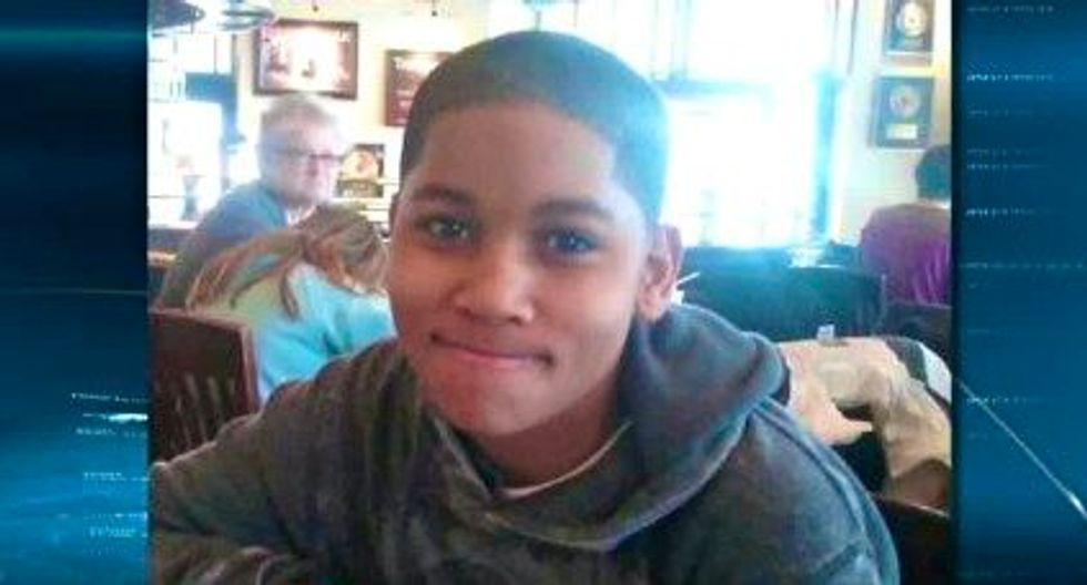 Cleveland officer in Tamir Rice shooting 'didn't know it was a kid': video