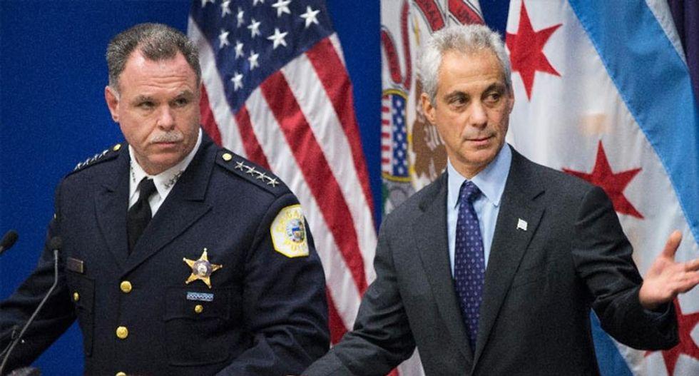 'I own it': Chicago mayor Rahm Emanuel apologizes over Laquan McDonald shooting