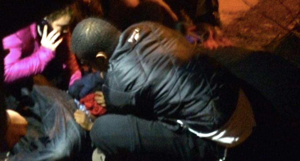 White supremacists shoot 5 Black Lives Matter activists protesting Jamar Clark's killing in Minneapolis