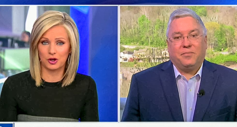 WV GOP candidate tells Fox he's right 'on all issues that matter' -- starting with 'Hillary and Barack Obama'